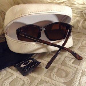 OAKLEY - drop in sunglasses